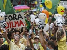 Protests in Brazil - 9 News
