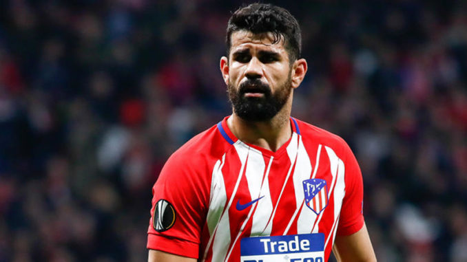 Diego Costa - Atletico de Madrid