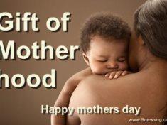 Gift of Motherhood - Happy Mothers Day