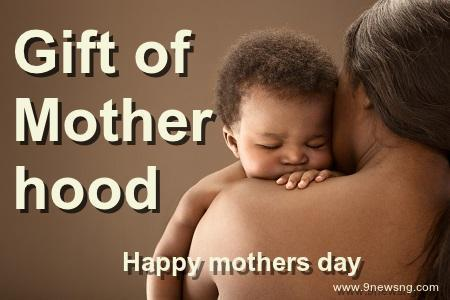 Gift of Motherhood - Happy Mothers Day