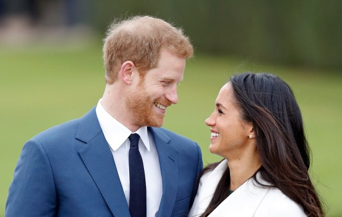 Royal Wedding: Prince Harry and Meghan Markel