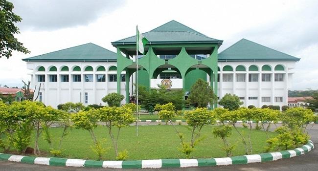 Abia state Assembly - Umuahia
