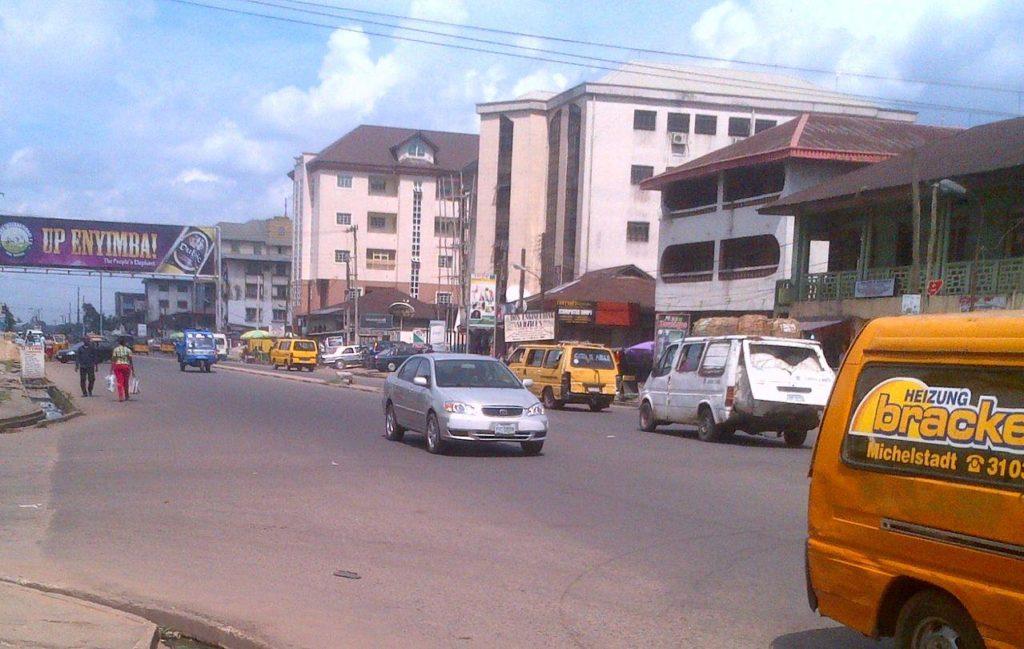 Abia state roads
