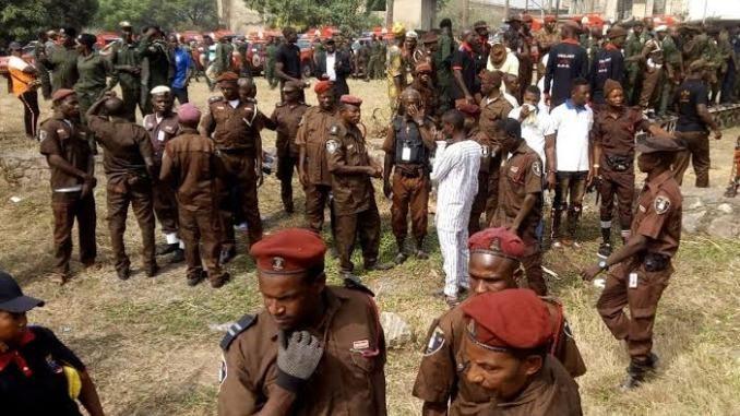 Amotekun intercepts Almajiris hidden in container headed to Osun state