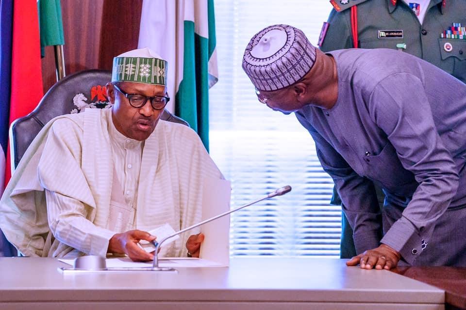 Buhari fires NECO registrar, four others