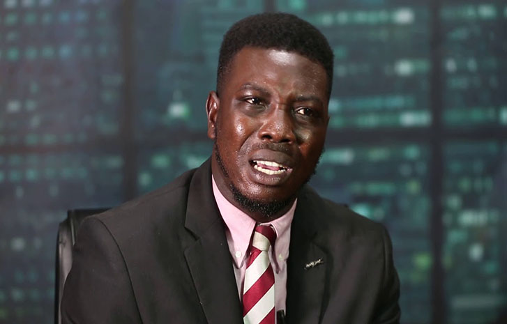 Lagos lawyer Barrister Tope Akinyode