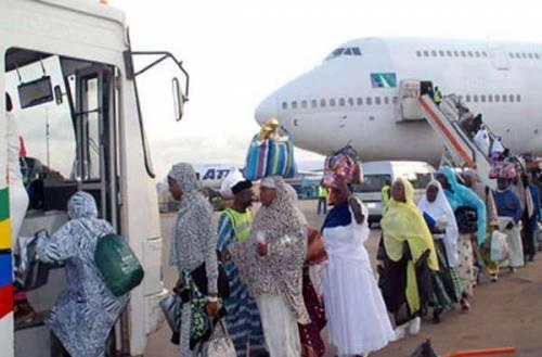 Nigerians on Saudi Arabia Hajj pilgrimage
