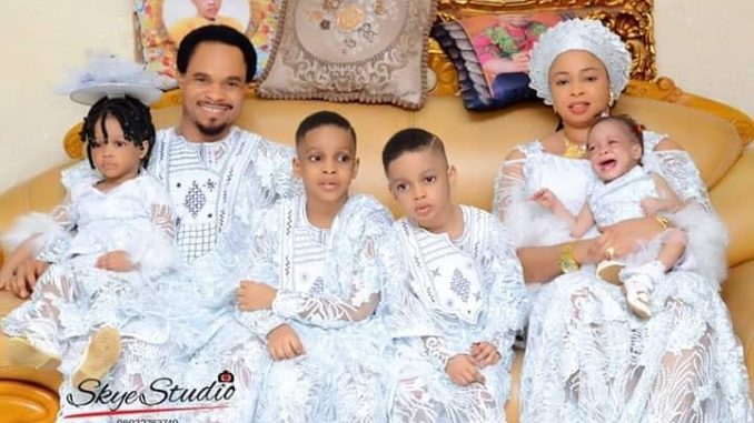 Odumeje family photo 1