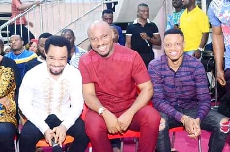 Odumeje with Yul Edochie